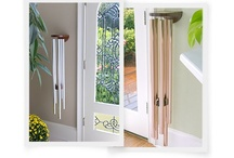 Our Chimes / A Dog Door Chime is a beautiful easy way for your dog to say 'I need to go out' / by Dog Door Chimes