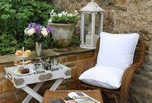 ✿Casas con encanto. Sweet Home / casas maravillosas #decoración#home #hogar / by Maria Lorenzo ╰☆╮