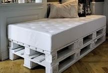 Pallet Projects!! / by Melody Shaw