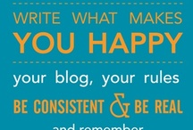 Blogging tips / A place to share info that you use or plan to use on your blogging journey.