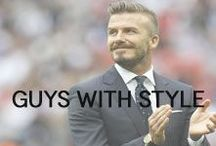 Guys with Style / Well-kept beards, tailored suits, and the art of looking awesome.