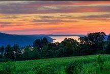 Western NY/Finger Lakes/Upstate NY / by E. Lynn Storie