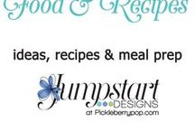 Recipes & Food Fun / Fabulous foods, recipes and meal prep inspiration