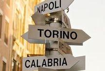 ITALIA / by Sharon Becker