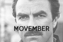 Movember / It's time to stiffen your upper lip. That's right, it's MOVEMBER time—the time when men the world over grow mustaches to support cancer research and awareness. The importance of this cause is, of course, bigger than our fussy vanity, but there's no reason you shouldn't look your best while you spend the month impersonating a bad '70s sitcom star. Here's everything you need to make this a Movember to remember, from shaving saviors to mustache conditioners and stylers.