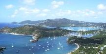Antigua Vacation / Antigua Vacation  -  Antigua's best and most famous beach, Dickenson Bay is a must visit.
