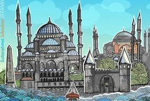 Istanbul Illustrated / by Justine Ickes