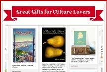 Culture Gifts for Adults / by Justine Ickes