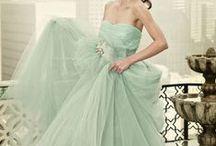 Colours: Pastel Aqua Wedding / Wedding Palette Colour: Breezy Aqua pale mint aqua wedding