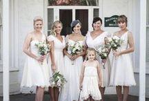 Colour: All White Wedding