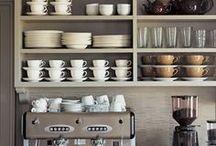 Kitchen and Dining! / interior / by Megan Yelle van Hamersfeld