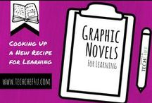 Graphic Novels for Learning / Graphic Novel Alternatives to Original Texts (Perfect for Compare/Contrast, Analysis, and Mentor Text)