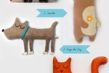Cuddly toy // Kuscheltierchen