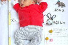 Birth announcements // Geburtsankündigungen