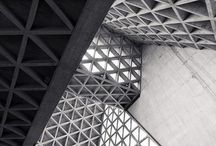 Arch•itecture / Geometry, lines, edges, flow, emotion, contrast, juxaposition, ambition.