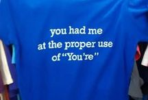 Grammar Snark / their, they're, there