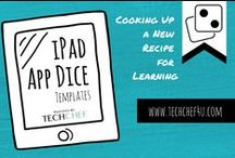 iPad App Dice / iPad App Dice for Classroom Lessons or Professional Development.