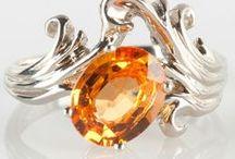 Custom Jewelry / Custom Jewelry made by Master goldsmith Lane Williams