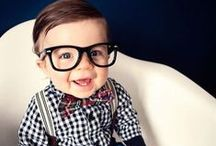 """:: geek chic looks, for smalls :: / Geek Chic for baby & kids · Sass & Smalls recommendations for kid's fashion::  """"Geek Chic"""", smart stylish and unique outfit ideas for babies, toddlers, preschoolers, and kids. Accessories and wardrobe styling for the stylish nerd.   Looks for 2015"""