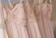 Colour: Rose gold wedding