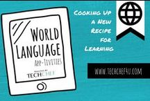 World Language App-tivities / World Language App-tivities. The lessons and examples focus on reading, writing, listening, and speaking and can be easily replicated in a variety of languages.  shared can be used and adapted