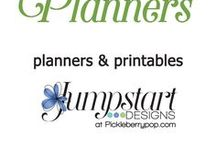 Planner Fun / Planner printables, inspiration, and organizational ideas!  https://www.pickleberrypop.com/shop/manufacturers.php?manufacturerid=102