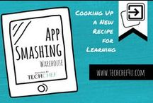 App Smashing Warehouse / App Smashing Examples Showcasing how Apps Can be Chained Together to Produce Something Awesome!