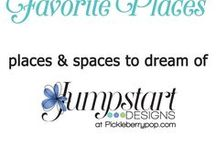 Favorite Places & Spaces / Places and spaces that look inviting.  Travel, decorating, home & garden