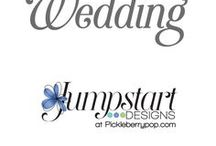 Weddings & Anniversaries / Wedding and anniversary planning, decorations, food, gifts, and inspiration