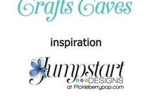 Craft Caves & Scrapbooking Rooms / Craft Caves & Scrapbooking Room Inspiration and Organization