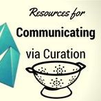 "Communicating through Curation / This is a curated repository of research and resources for the publication ""Cultivating Communication in the Classroom"": http://amzn.to/2eSCUr3"