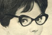 Specs  / 13-year bifocals veteran  / by Maddy Eff