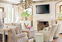 Inspiring Interiors / Rooms that inspire me, rooms I want to live in.