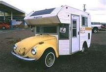 Trailers & small spaces / by Linda Hopson
