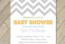 Baby shower and naming ceremony ideas / gifts / by Claire Jenkins