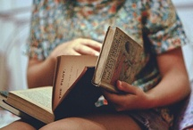 On the pile and where to read it! / A room without books is like a body without a soul. ~ Cicero