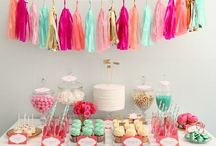 Party! / Party decor and special events / by Stacia Zintz