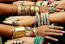 Rings, bling, and fashion things / by Rebecca C