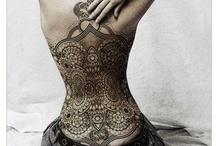 Ink / by Rebecca C