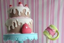 Amazing cakes / by Claire Jenkins