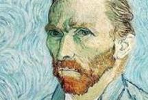 Vincent Van Gogh / by Chanoch Gisser