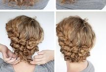 Pretty Hair / by Naomi Ovando