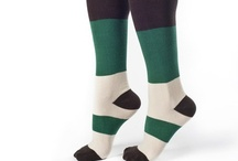 For St. Patty's / by zkano Organic Socks by Gina Locklear