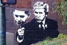 Banksy / by Toni Aira