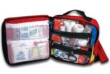 First Aid Kits and Survival Bags