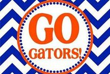 College Colors Day / All things Florida Gators!!!