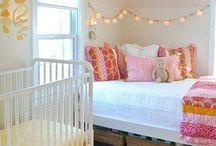 Shared Sister Room / Nursery