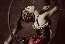 Cirque, Etc / Circus, burlesque, vintage obscura / by Rebecca C