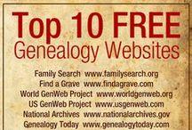 Genealogy / by Francoise Lavergne