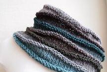 Knitting pretties